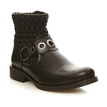Gala - Bottines en cuir - noir