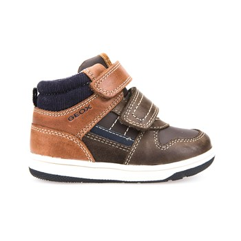 New Flick - Sneakers in pelle - marrone