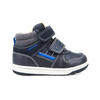 New Flick - Sneakers in pelle - blu