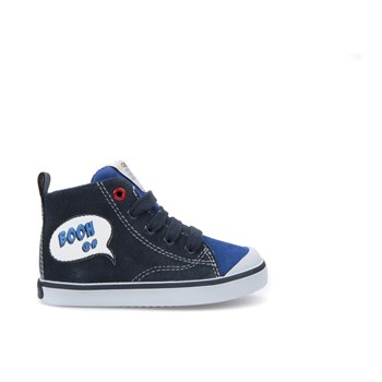 Kilwi - Sneakers in pelle - blu