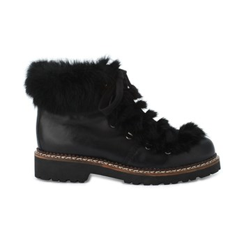 Eliza - Bottines en cuir - noir