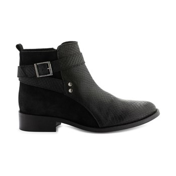 Farel - Bottines en cuir - noir
