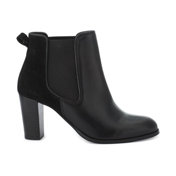 Frama - Bottines en cuir - noir