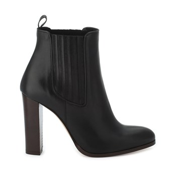 Sili - Bottines en cuir - noir