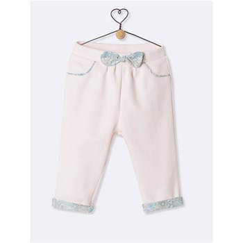 Pantalon molleton - rose