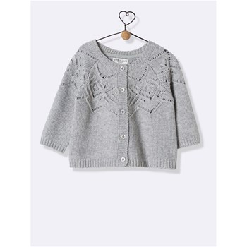 Gilet court - gris chine