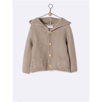 Gilet court - taupe
