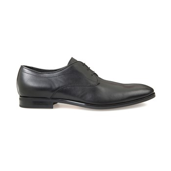 New life - Mocasines de cuero - negro