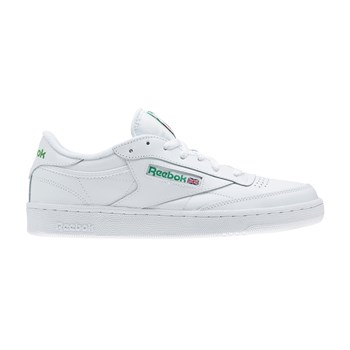 Club c 85 - Sneakers con inserti in pelle - bianco