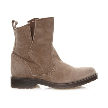 Suggero - Bottines en cuir - gris