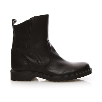 Antique - Bottines en cuir - noir
