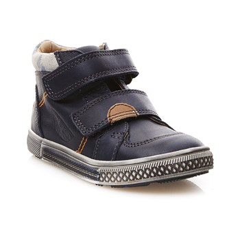 ROBERT - Sneakers alte - blu