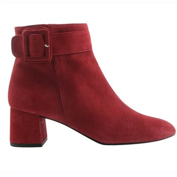 Mutine - Bottines en cuir - bordeaux