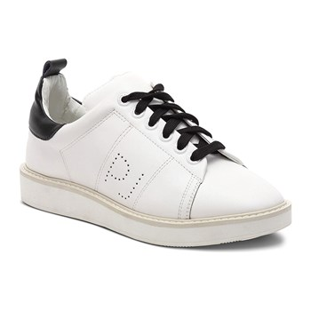 Sofia plain - Sneakers in pelle - bianco