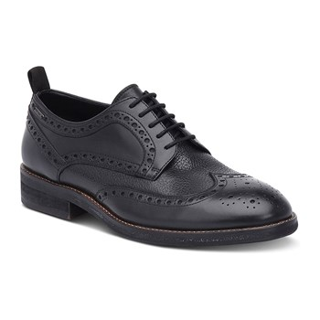 Hackney - Derbies en cuir - noir