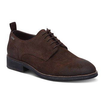 Hackney - Derbies en cuir - marron