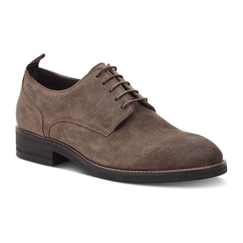 Hackney - Derbies en cuir - taupe