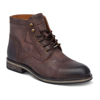 Baltic - Boots en cuir - marron