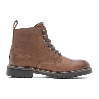 Icon boot - Bottines en cuir - marron