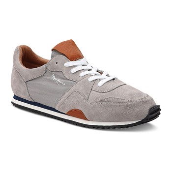 Pacific suede - Baskets, Sneakers - gris