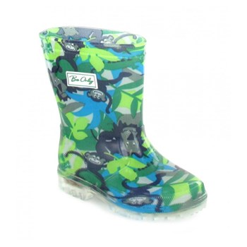 Jungle Kid Flash - Bottes de pluie - verde