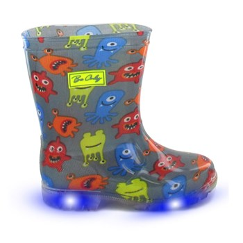 Monster Kid Flash - Bottes - multicolore