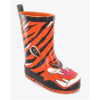 Zamby - Bottes - orange
