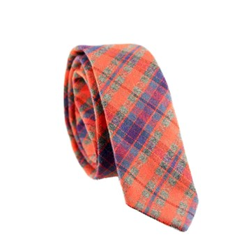 Yikes Ties - Cravate - orange