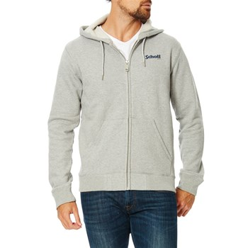 SW Zip - Sweat à capuche - gris