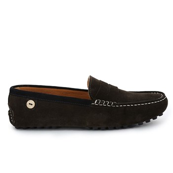 Palm - Mocassins en cuir - noir