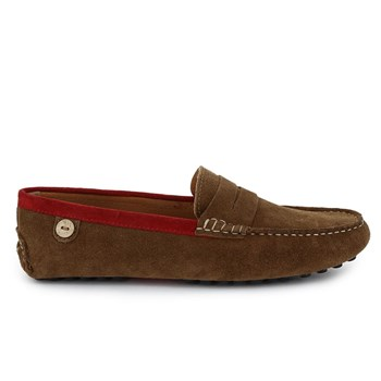 Palm - Mocassins en cuir - marron