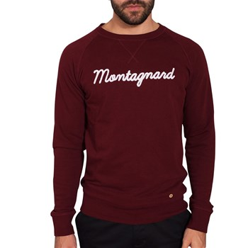 Montagnard - Sweat-shirt - rouge