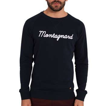 Montagnard - Sweat-shirt - bleu marine