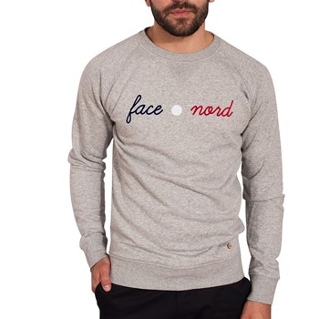Face nord - Sweat-shirt - gris
