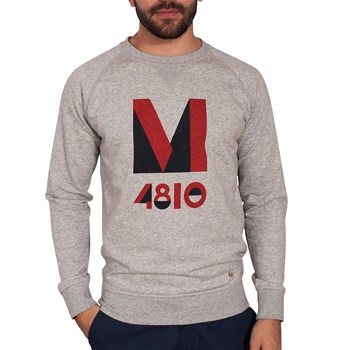 M4810 - Sweat-shirt - gris