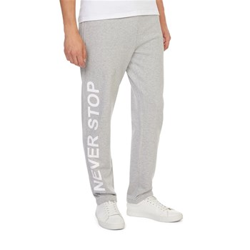 Pantalon molleton - gris chine