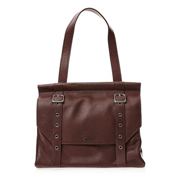 Doctor Bag - bordeaux