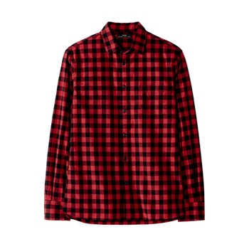 Chemise casual - rot