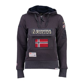 Geographical Norway - Gymclass - Sweat-shirt - gris foncé