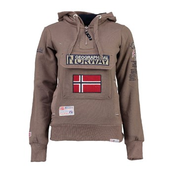 Geographical Norway - Gymclass - Sweat-shirt - taupe