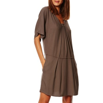 Robe - taupe