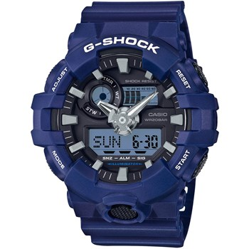 G-shock - Montre chronographe - bleu