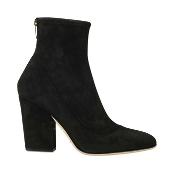 Virginia - Bottines en cuir - noir
