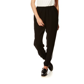 Pantalon type jogging - noir