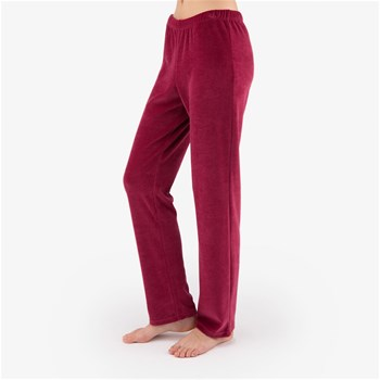 Tea time - Pantalon droit - raisin