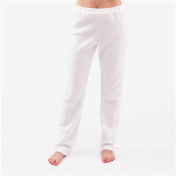 Sweet home - Pantalon droit - ecru