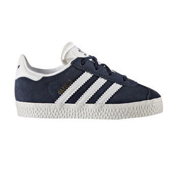 Gazelle - Sneakers in pelle - blu scuro
