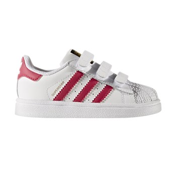 Superstar - Baskets en cuir - blanc