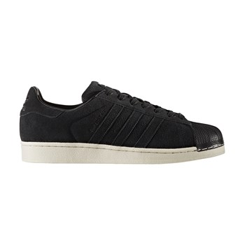 Superstar - Baskets en cuir - noir