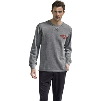 Campus - Pyjama long - gris chine